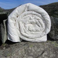 Winter Weight Organic Wool Duvet